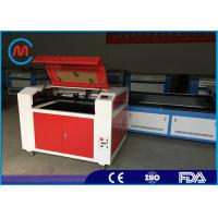 Buy cheap 40W Co2 Wood Laser Cutting Machine , Portable Laser Cutting And Engraving Equipment from wholesalers