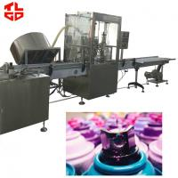 Buy cheap Automatic Aerosol Spray Paint Can Filling Machine For Oil Based Spray Paint from wholesalers
