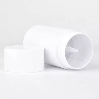 Buy cheap 75g Reusable PP Deodorant Container Twist Up Eco Friendly from wholesalers