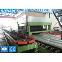 Buy cheap Polyurethane Foam Panel / PU Sandwich Panel Production Line For Wall and Roof product