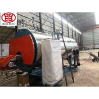Buy cheap 20T/H 30m2 1.25mpa Autoclave Gas Fired Steam Boilers from wholesalers