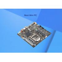 China B365 Itx Motherboard / Supermicro Mini Itx Motherboard Inxtel Coffee Lake CPU HDMI X 2 +DP on sale