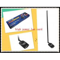 China Password Cracking High Power RTL8187L USB Wireless Adapter on sale