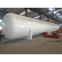 Buy cheap U Stamp Bulk Gas LPG Tank , Horizontal ASME LPG Tank 100mt 200cbm from wholesalers