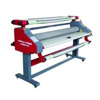 Buy cheap Roll to roll wide format cold laminator 1600mm from wholesalers