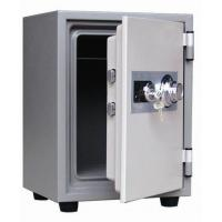 Buy cheap 16 Locking Points Double Door Fire Resistant Safe Box with 8 Steel Live action Draw Bolts from wholesalers