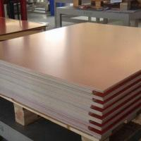 Buy cheap Copper Clad Laminated Sheet, Used for PCB Producing in Electronics from wholesalers