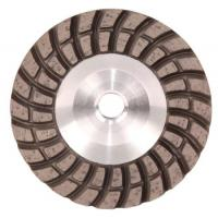 Buy cheap Double Turbo Row Diamond Grinding Disc For Concrete / Porcelin Tiles / Masonry from wholesalers
