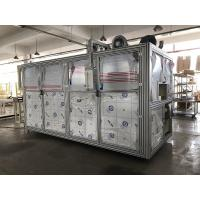 Buy cheap Full Servi  Full Servo Baby Diaper Machine / Adult Diaper Wrapping Machine product