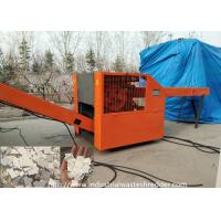 Buy cheap Wood Pulp Paper Board Industrial Waste Shredder High Speed Rotating Cutting from wholesalers