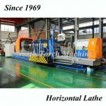 Buy cheap High Speed Heavy Duty Lathe Machine , Horizontal Lathe Machine Strong Rigidity from wholesalers