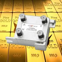 Buy cheap 5-2400MHz 3 way Satellite Splitter from wholesalers