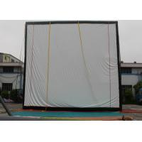 Buy cheap Advertising Inflatable Billboard , Air Sealed Inflatable Projector Screen from wholesalers