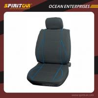 Buy cheap Full Set Universal Fasionable Polyester Car Interior Accessories Car Seat Cover from wholesalers