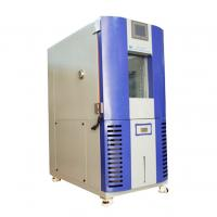 Buy cheap Automobile Temperature Humidity Chamber Constant Environmental Test Machine from wholesalers