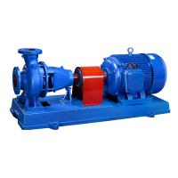 Buy cheap Electric Single Stage End Suction Pump , Light Weight Centrifugal Chemical Pump from wholesalers