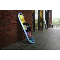 Buy cheap Smart Fashion One Wheel Skate Board Single Wheel Transport For Teenagers from wholesalers