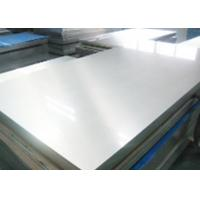 Buy cheap Anti Acid 904l Stainless Steel Plate , SS Steel Plate For Pressure Vessel from wholesalers