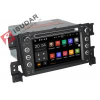 Buy cheap Split Screen Mode Android Car DVD Player For Suzuki Grand Vitara 1080p Video Player Support product