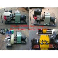 Buy cheap Cable Winch,Powered Winches,cable feeder product