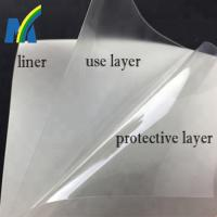 Buy cheap High quality clear1.52x30m car transparent paint protection film from wholesalers