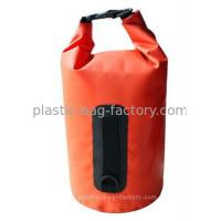 Buy cheap 10L Orange Water-Tight Dry Tube Bags for Hiking Swimming Canoeing Rafting from wholesalers