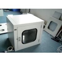 Buy cheap Cold Rolled Sheet Clean Room Pass Box For Goods Transfer In Electrical Factory product