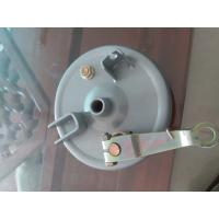 Buy cheap Cast Iron Electric Rickshaw Accessories BRAKE DRUM Black And Silver Color from wholesalers