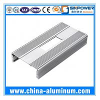 Buy cheap Aluminium Profile with Bending Drilling Punching for Trolley Case from wholesalers