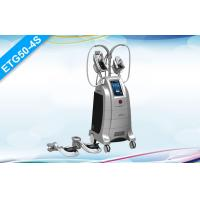 Buy cheap Four Handles Cryolipolysis Slimming Machine , Zeltiq Cool Sculpting Equipment ETG50-4S from wholesalers