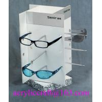 Buy cheap Hot Sell Promoting Acrylic Glasses Display Stand / Perspex Eyewear Stand Rack from wholesalers