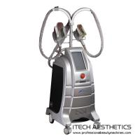 Buy cheap Vertical Cryolipolysis Slimming Machine 4 Handles For Body Shaping / Fat Removal from wholesalers