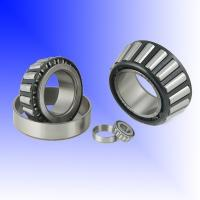 Buy cheap Hybrid High Reliability Single Row Tapered Roller Bearings Chrome Steel For Car from wholesalers