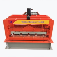 Buy cheap Double Layer Roof Sheet Roll Forming Machine Price Shutter Rolling Forming Machine from wholesalers