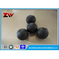 Buy cheap No breakage High Chrome Wear - Resisting Cast Iron Balls for Mining from wholesalers