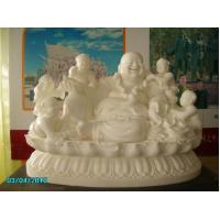 Buy cheap Stone Carved Maitreya Buddha Statue from wholesalers