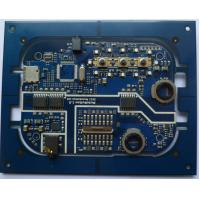 Buy cheap Custom PCB Single Sided Circuit Board Assemblies For Car Alarm System from wholesalers