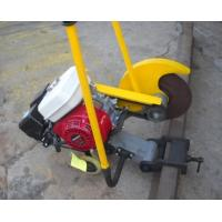 Buy cheap NQG-6.5 Internal Combustion Steel Rail Cutter from wholesalers