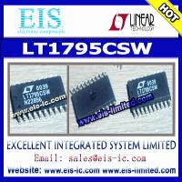 Buy cheap LT1795CSW - LT - Dual 500mA/50MHz Current Feedback Line Driver Amplifier product