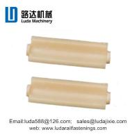 Buy cheap nylon 66 33%GF insulating rail liners apron block 2-4#,0-6# used in railway track from wholesalers