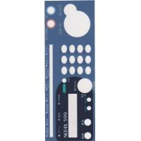 Buy cheap Custom Membrane Keypad Graphic Overlay Panels 0.05mm -1mm , Multicolored Printed from wholesalers