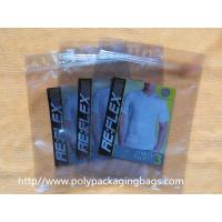 Buy cheap Custom T - Shirt Clear Foil Ziplock Bags Anti Static Plastic Bags Moisture Proof from wholesalers