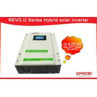 Buy cheap High Conversion Efficiency MPPT Solar Inverter Structure With Dust Filter from wholesalers