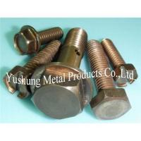 Buy cheap Silicon bronze bolt from wholesalers