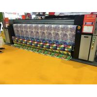 Buy cheap Banner Digital Sublimation Large Format Plotter Inkjet Printer Machine from wholesalers