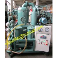 Buy cheap ZYD Double Stage Vacuum Transformer Oil Filtering Machine, Power Transformer Oil Purifier Plant, filtration and purify from wholesalers