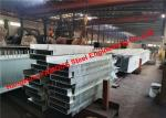 Buy cheap US American Standard Prefabricated Galvanized H Beam Structural Steel Fabrications from wholesalers