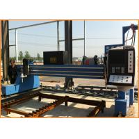 Buy cheap Petro-chemical, War Industry Gantry Plasma Cutting Machine , Oxygen / Acetylene / Propane Cutter from wholesalers