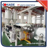 Buy cheap 75-160mm PPR Glassfiber PPR pipe extrusion line from wholesalers