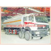 DTA Oil tanker truck
